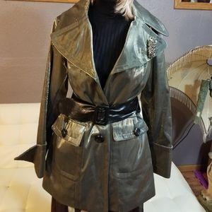 Hilary Radley New York Jacket